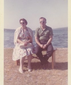 Joe and Eva Eberts
