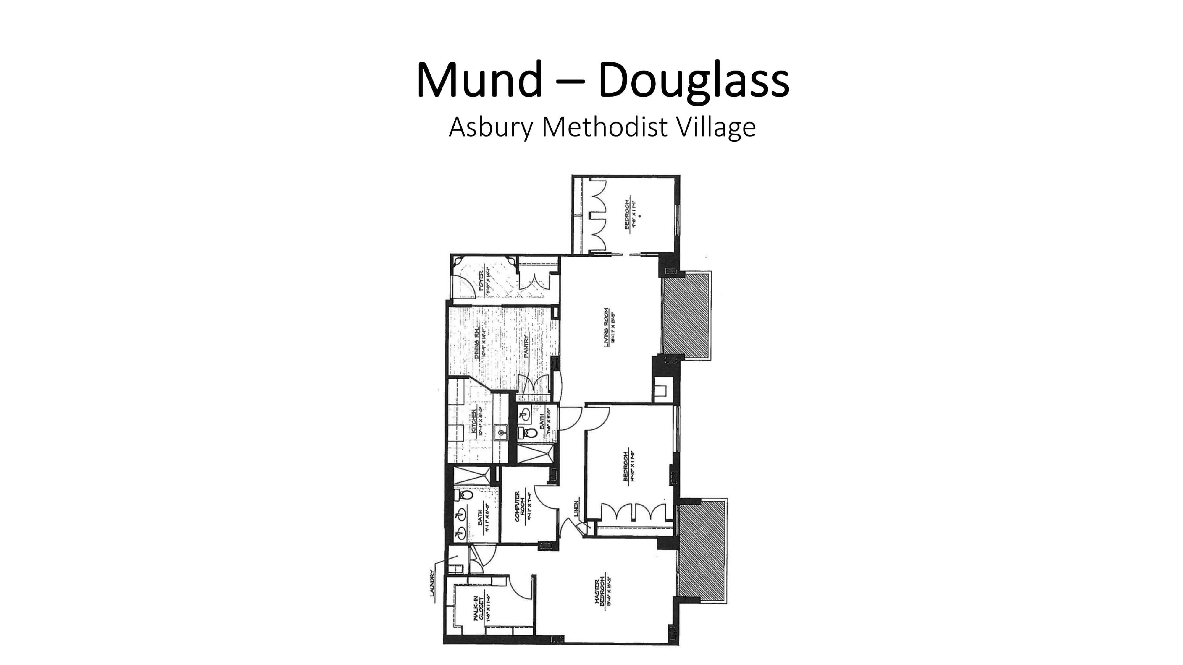 AMV Mund - Douglass