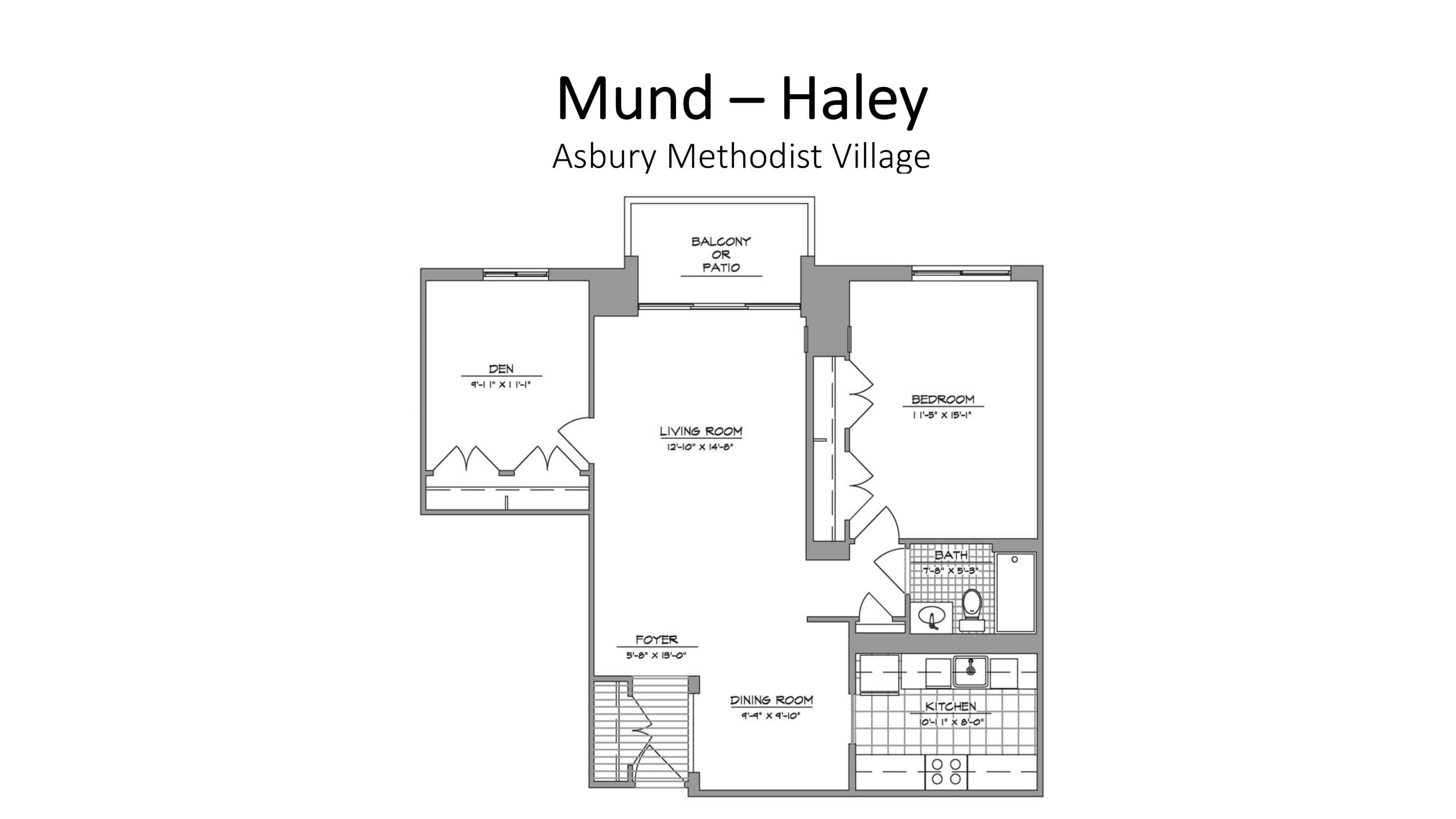 AMV Mund - Haley