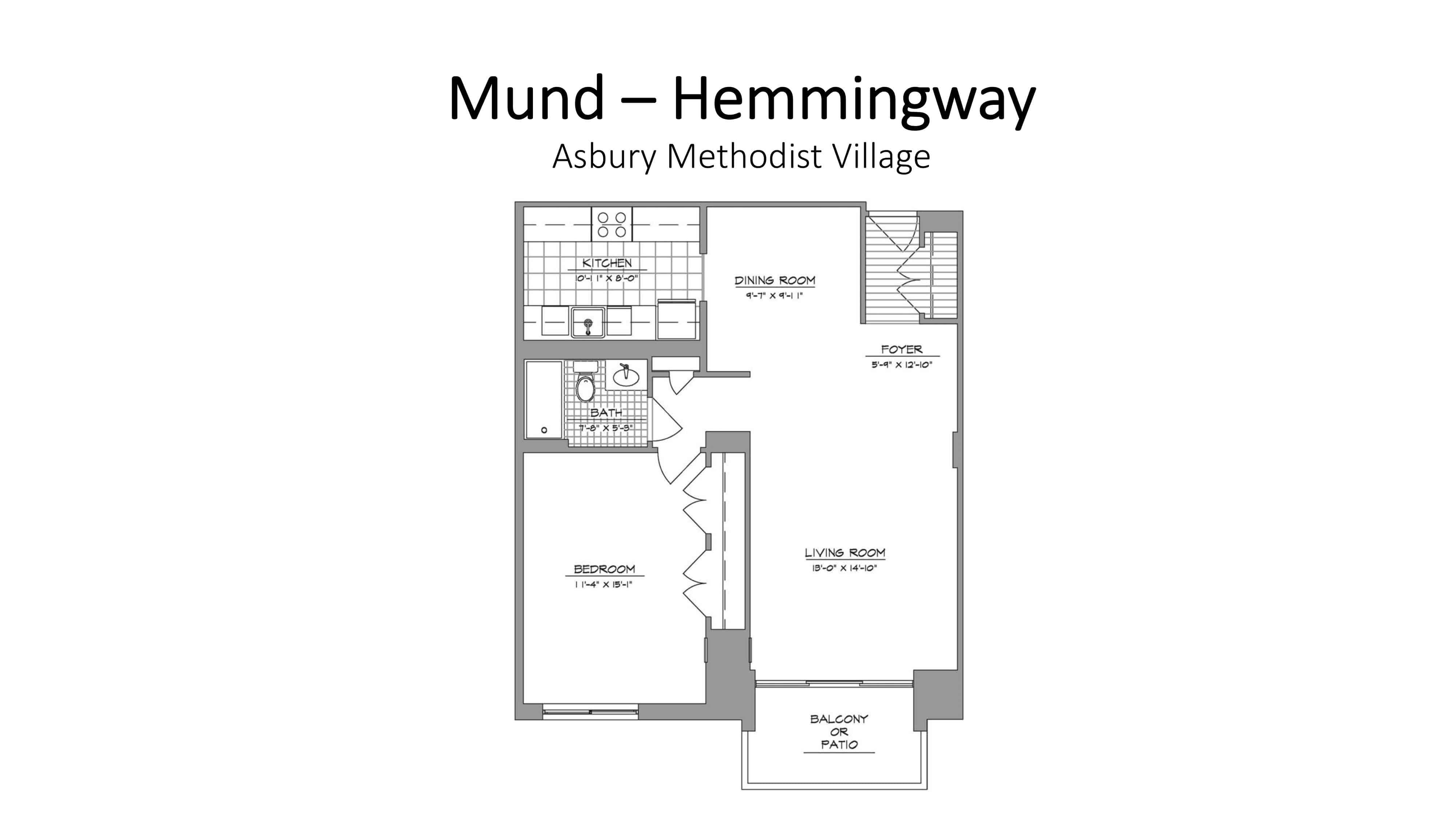 AMV Mund - Hemmingway