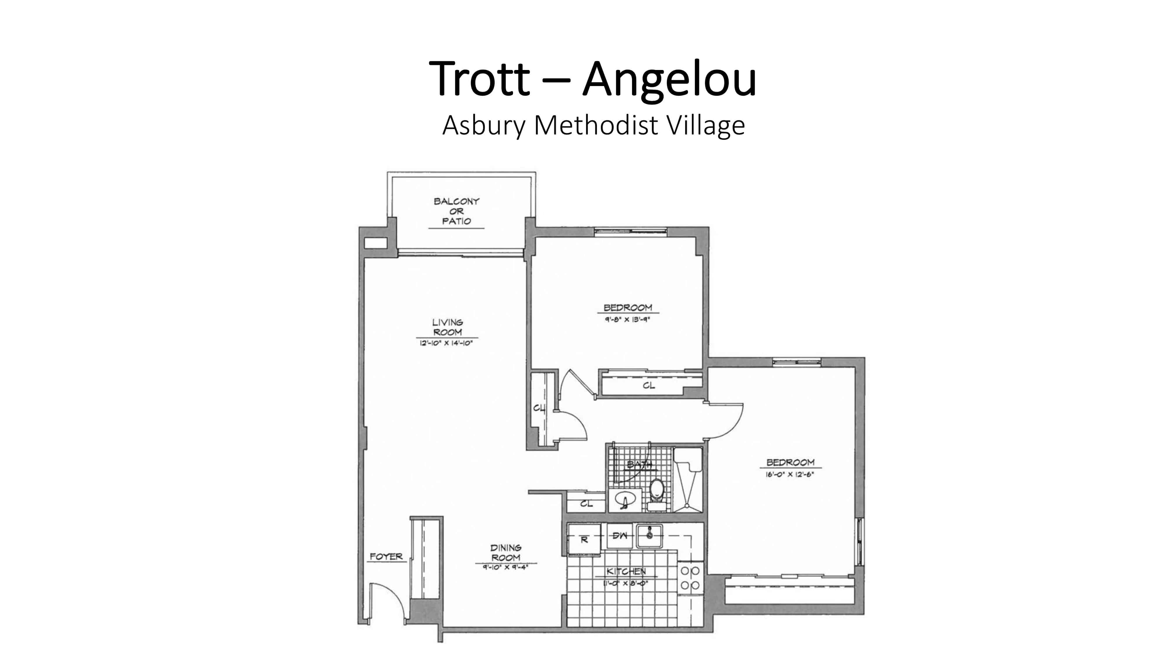 AMV Trott Angelou