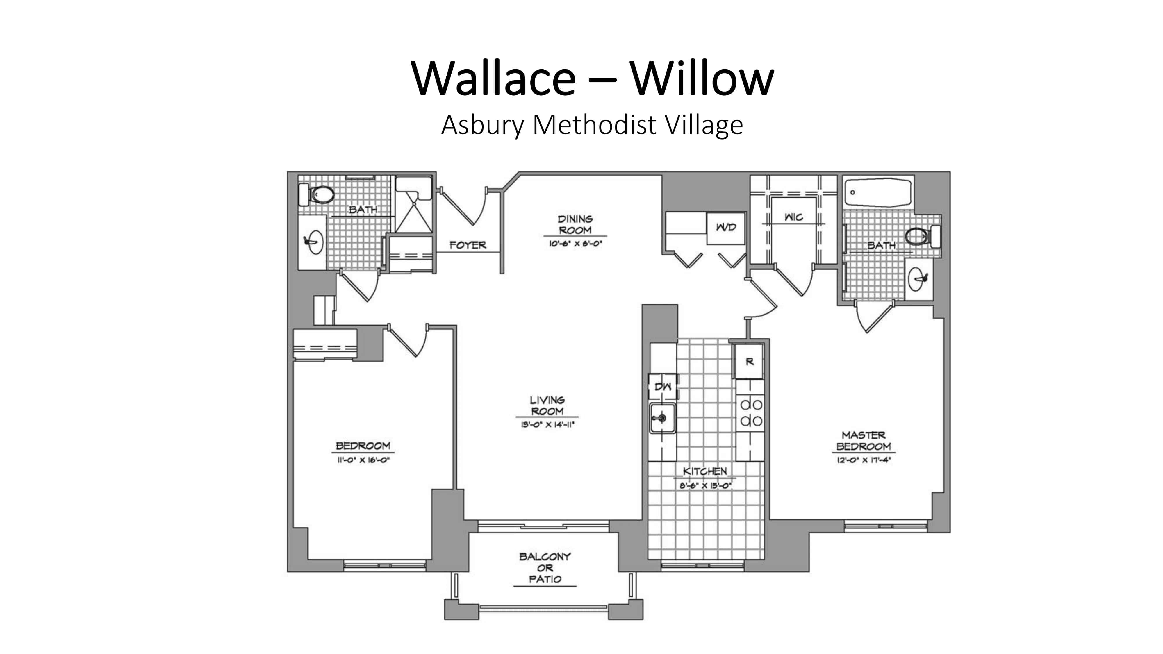 wallace willow