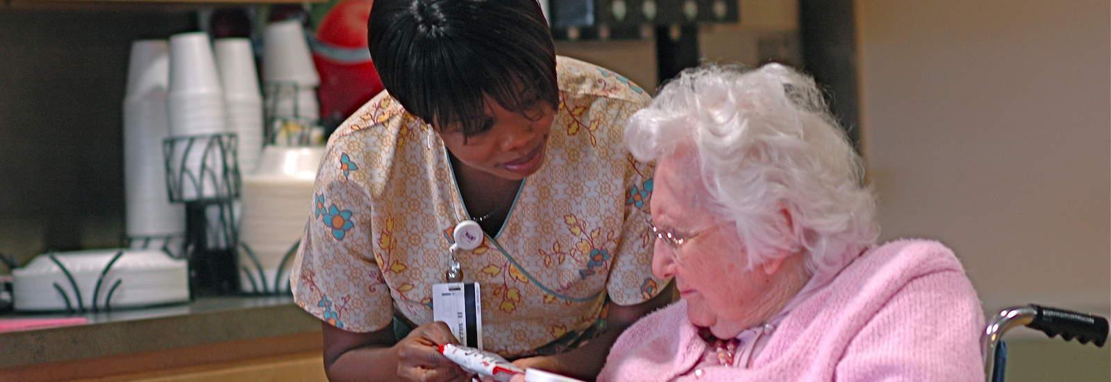 memory care nurse