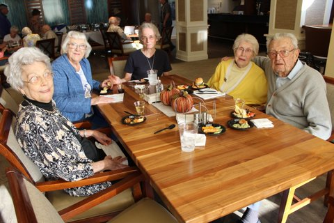 Asbury Solomons Celebrates 21 Years