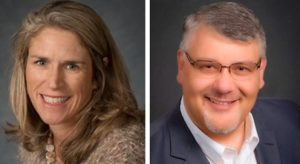 Sandy Hegelein Lawson & Michael Hollen