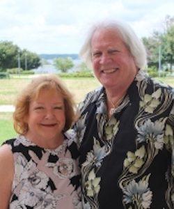 Pat and Barbara O'Neal