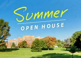 Summer Open House event
