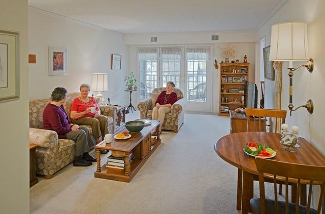 springhill senior apartment