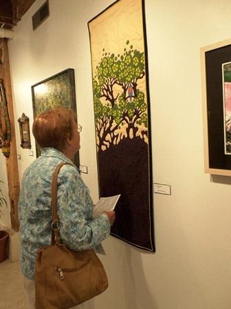 senior art gallery
