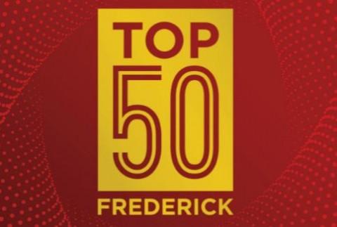 top 50 fredrick logo