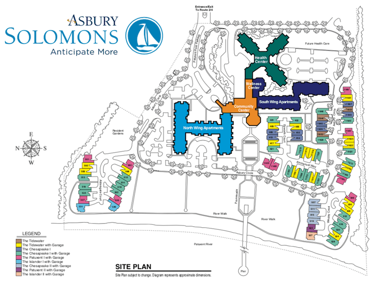 Asbury Solomons Campus