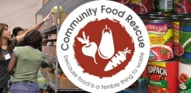 Community Food Rescue Logo