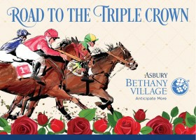 road to the triple crown event