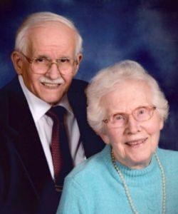 Lloyd & Faye Chorepenning
