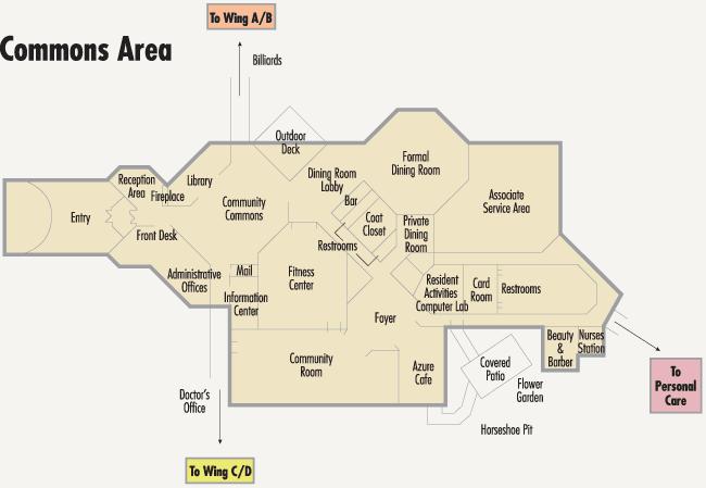 common area floorplan
