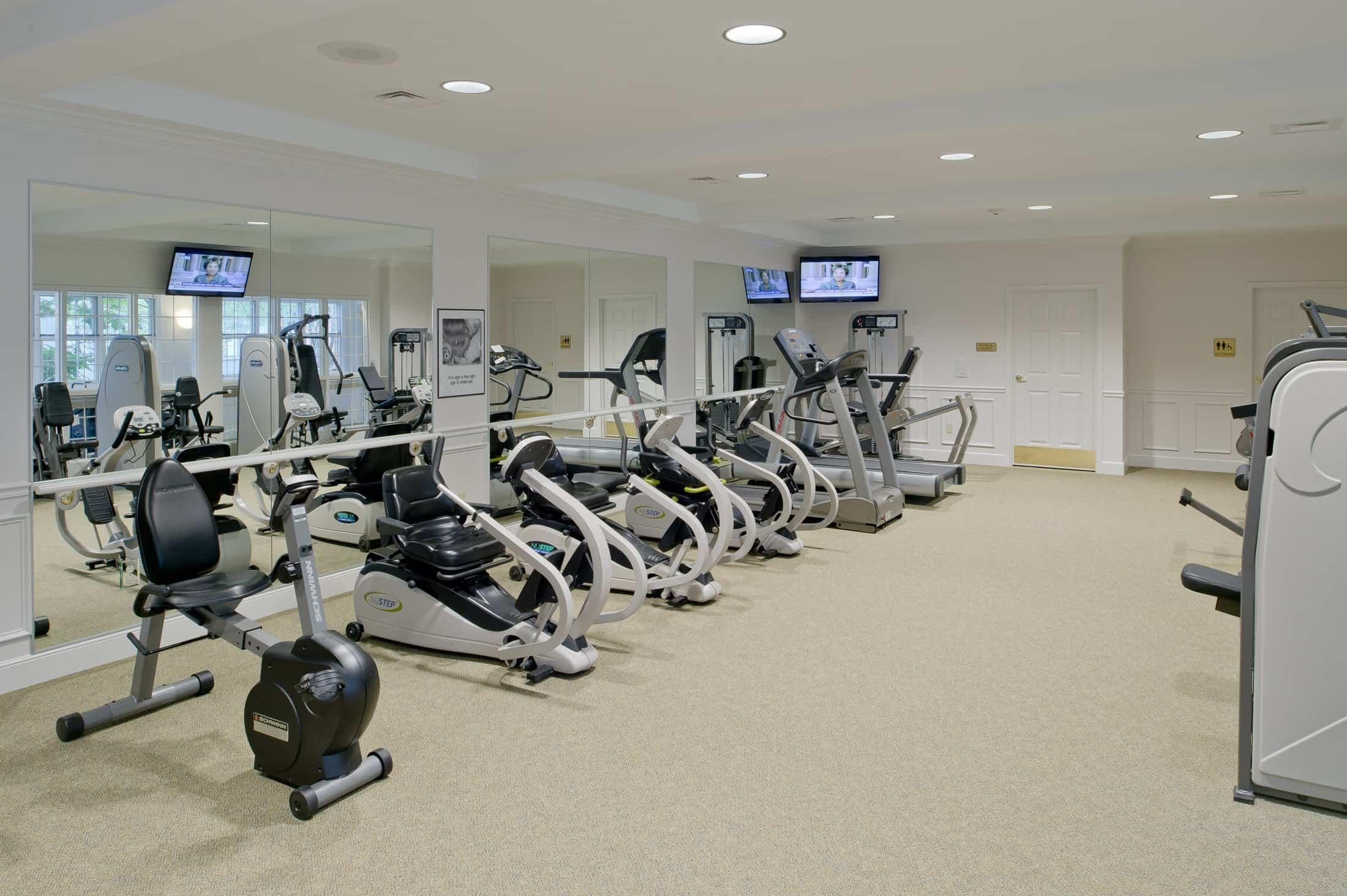 senior fitness center
