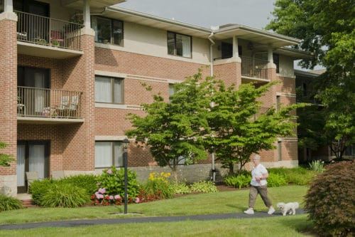 Bethany Village mechanicsburg court apartments