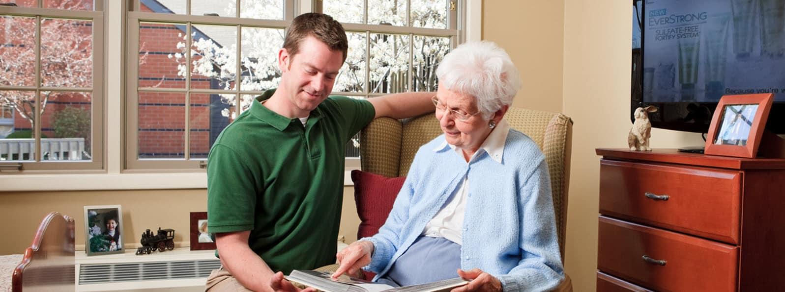 Erie skilled nursing care