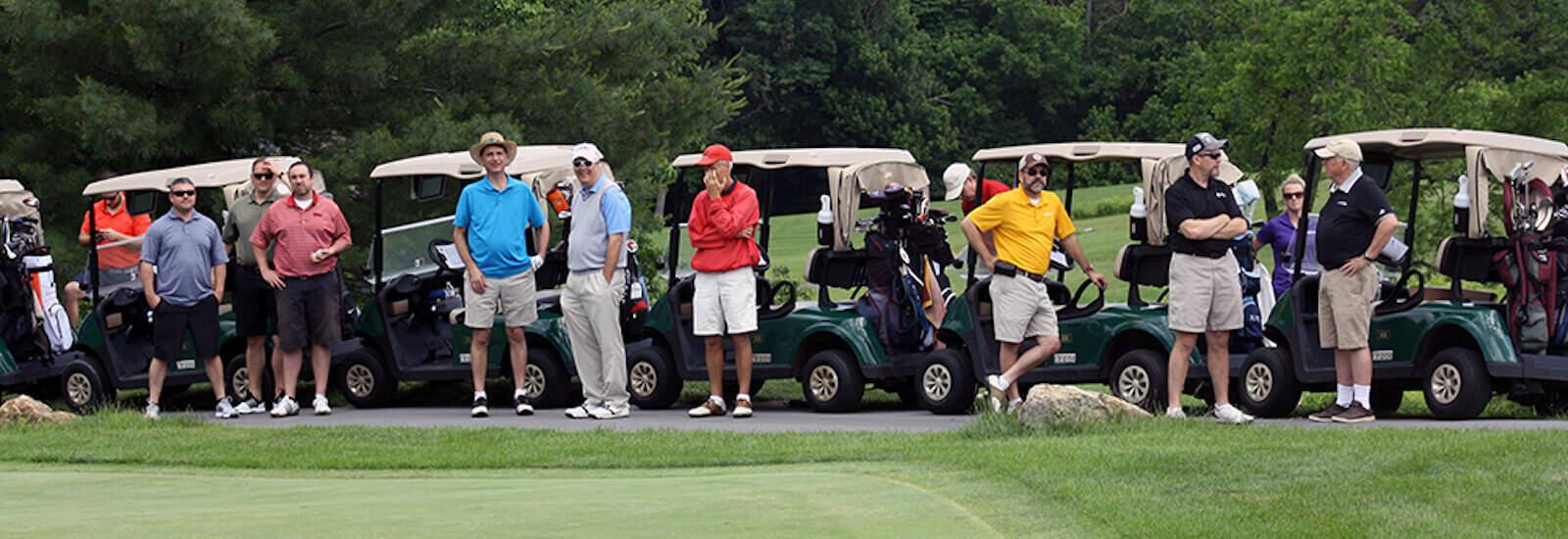 asbury foundation caring class golf tournament