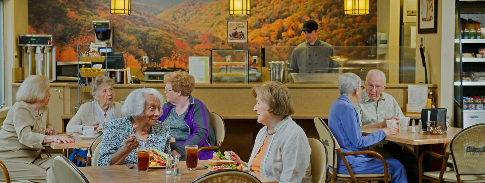 asbury place kingsport retirement community dining