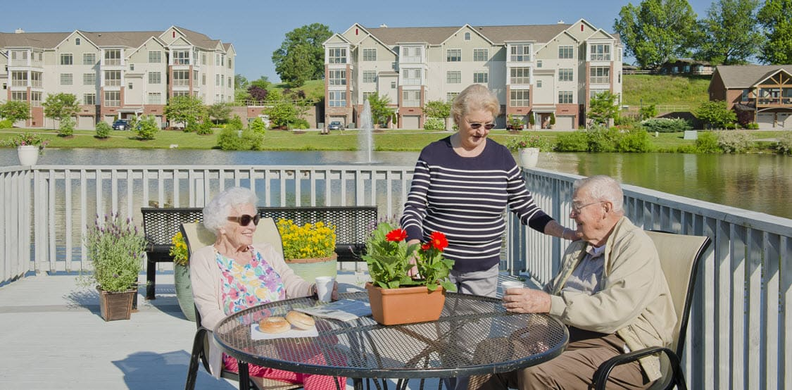 active retirement community Maryville Tennessee
