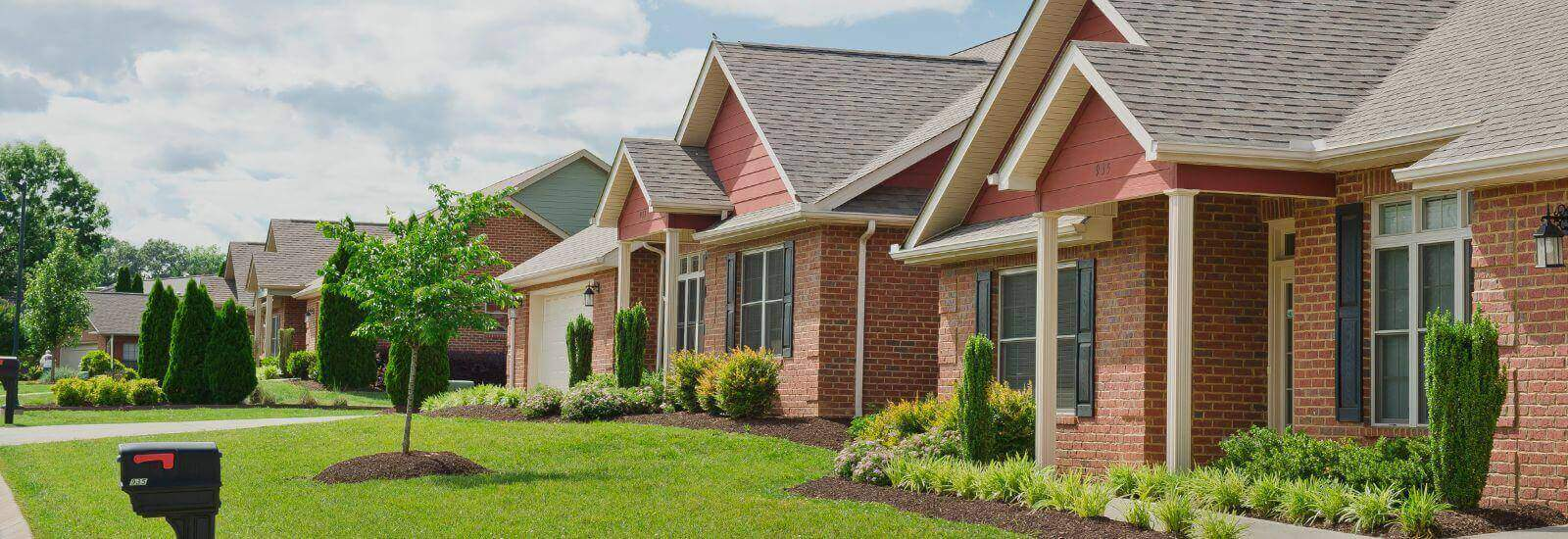 Cottage Homes at Asbury Place Maryville