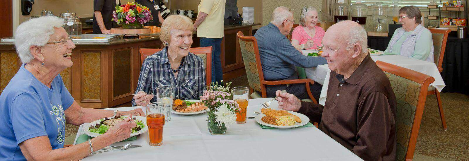 Dining Services at Asbury Place Maryville