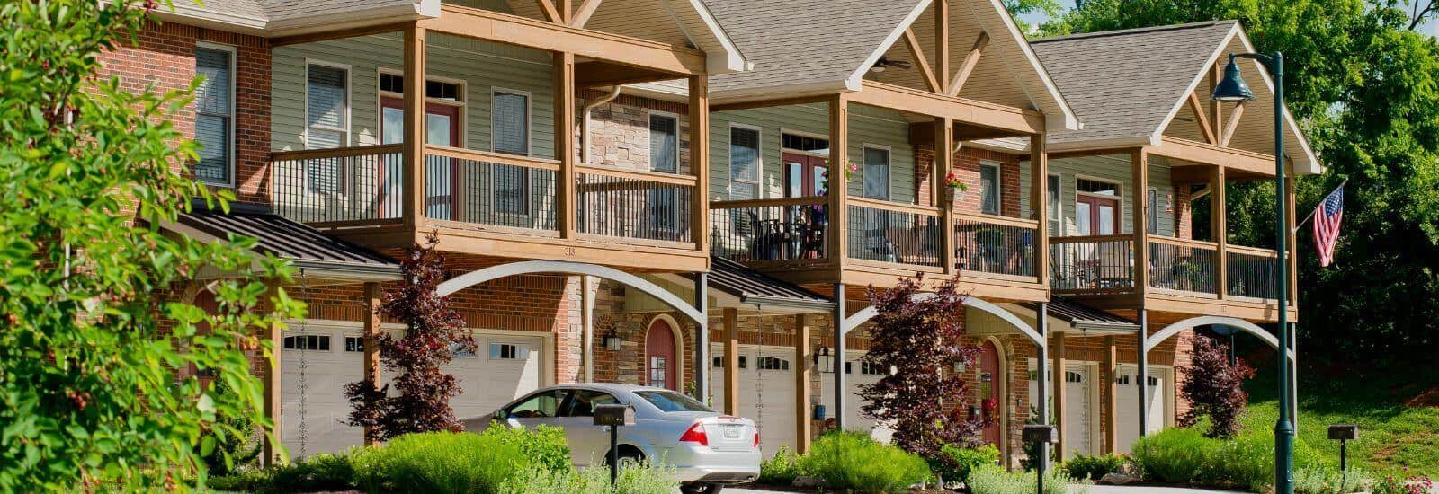 Tremont Townhomes at Asbury Place Maryville