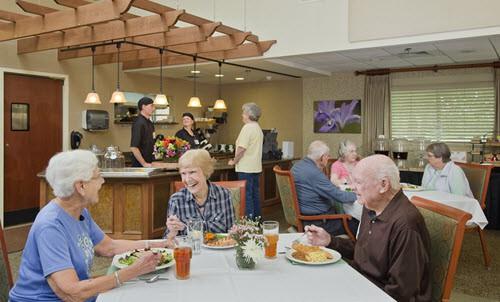 senior dining maryville