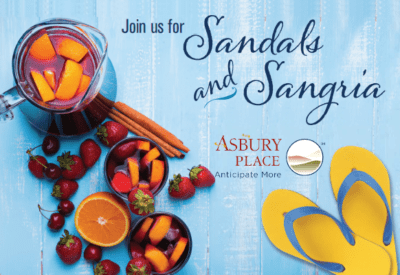 sandals and sangria