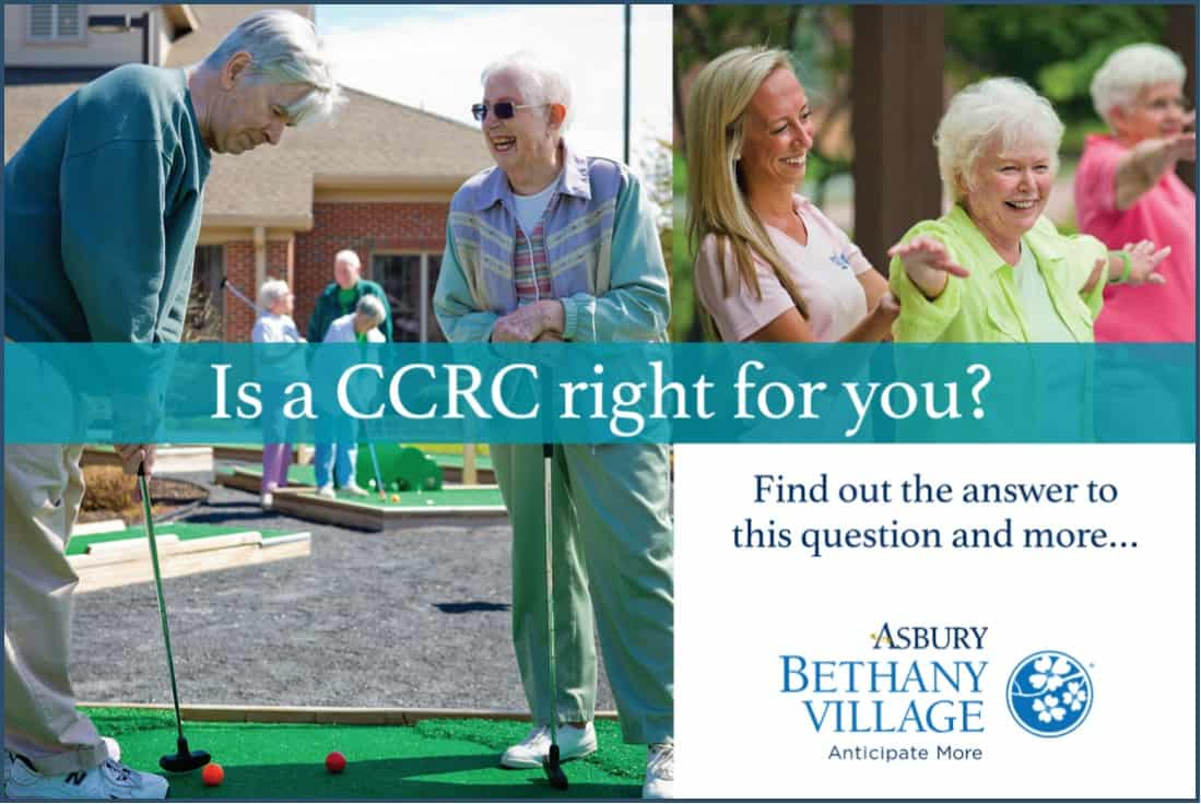 is a ccrc right for you