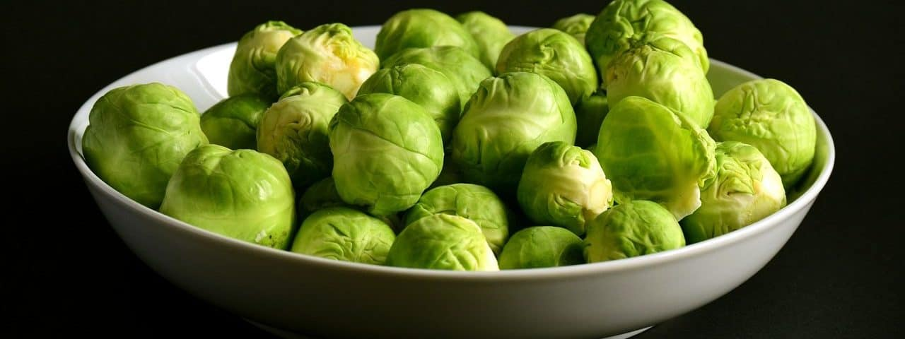 brain healthy brussels sprouts salad