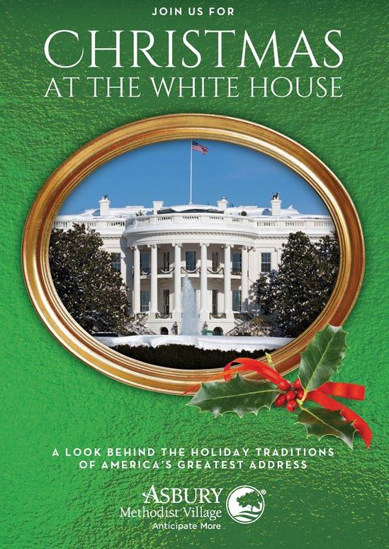 Xmas at the White House
