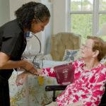 maryland nursing home earns high family satisfaction