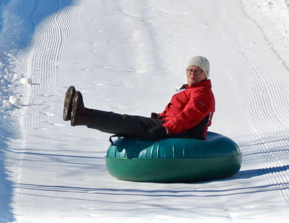 snow tubing Ski Roundtop