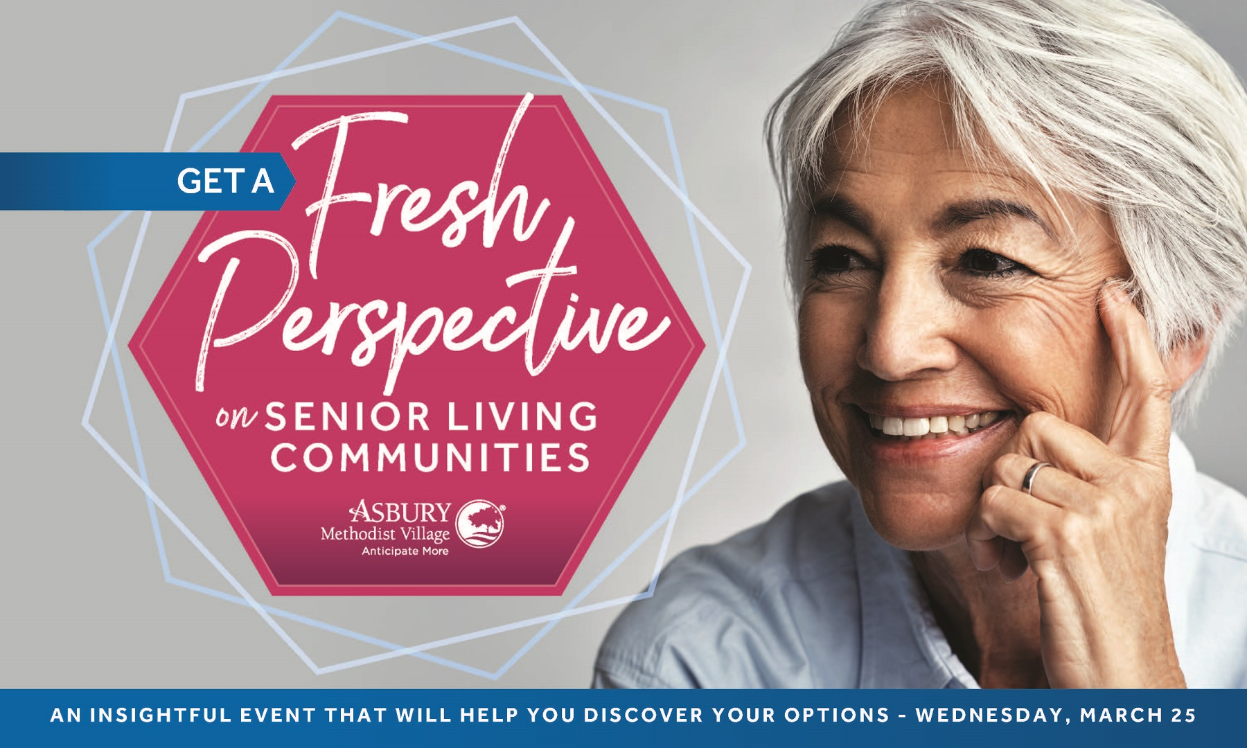 Fresh perspective event