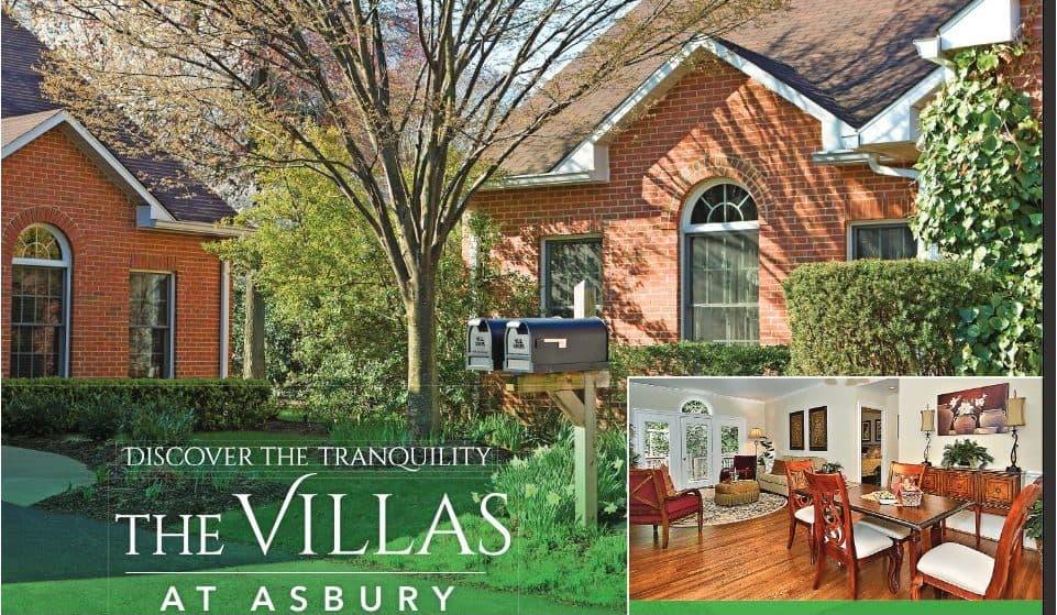 the villas at asbury