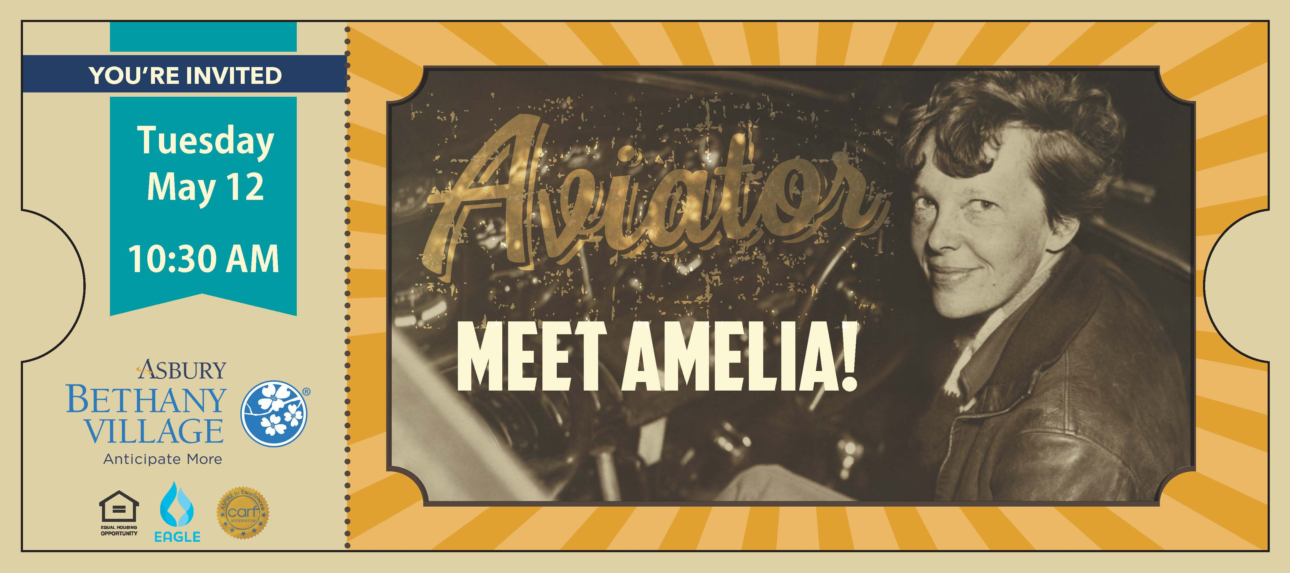 Meet Amelia event