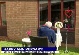 couples celebrate love during covid 19
