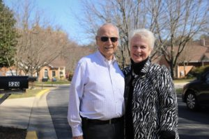 Dave and Jane Reiser