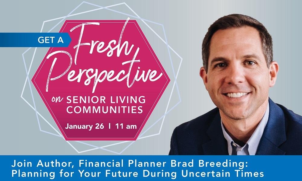 Brad Breeding, webinar speaker for Asbury