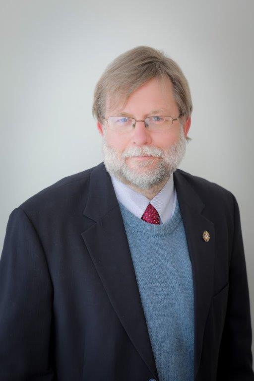 Rev. Charles Harrell, Director of Pastoral Care