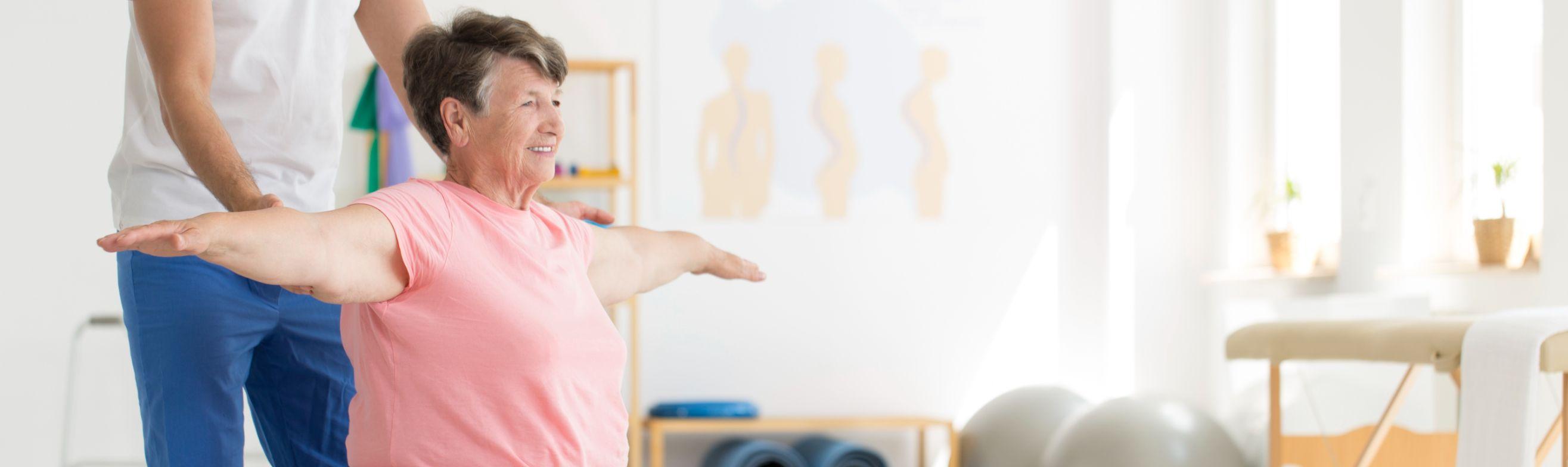 Senior rehabilitation care