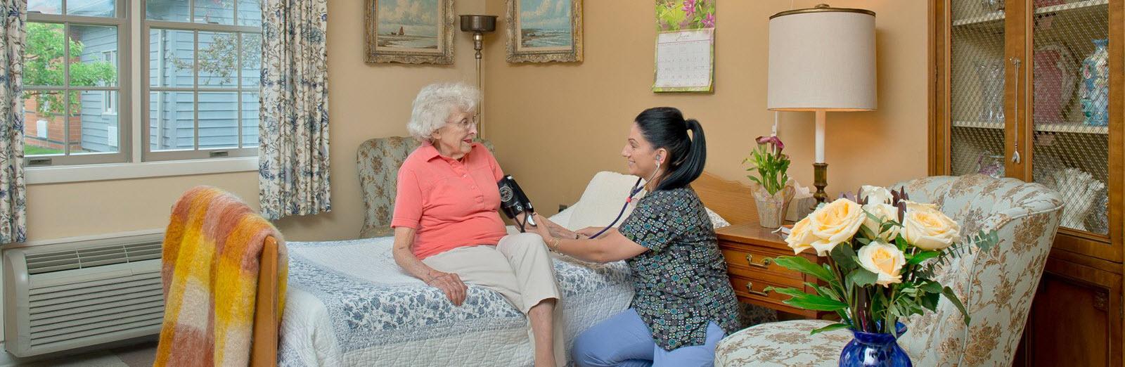 nursing home erie pa