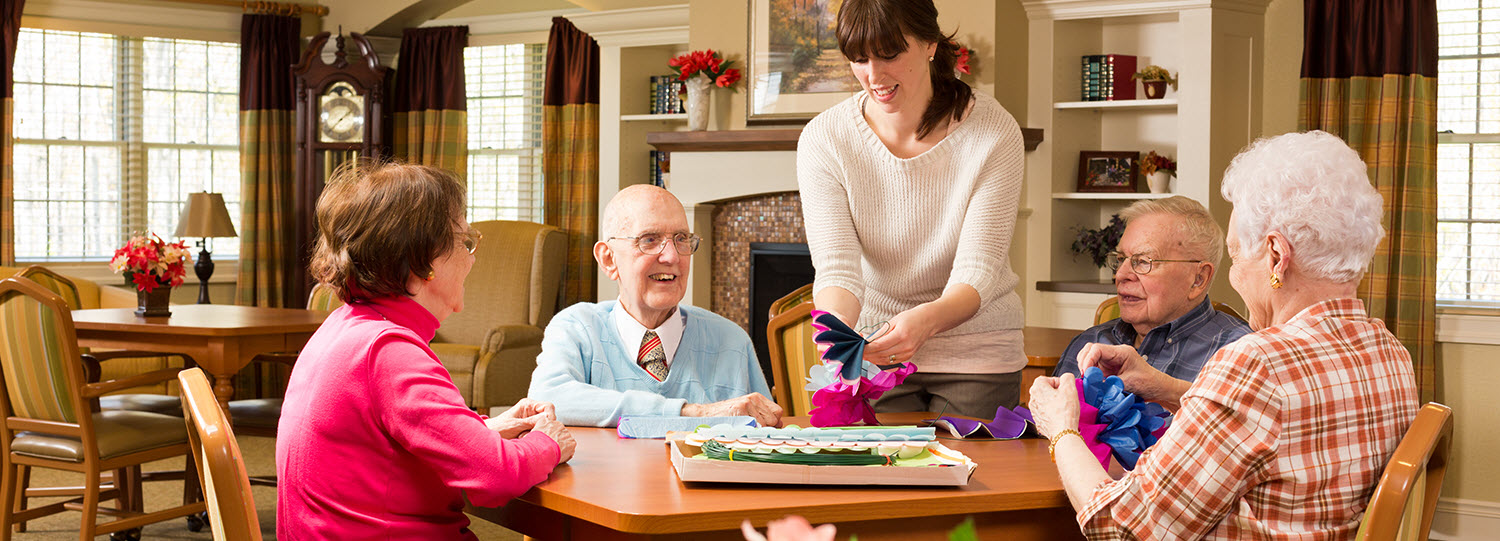 assisted living erie pa
