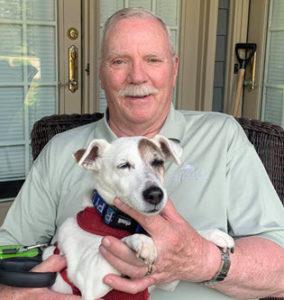 Former green beret and retired police detective, john flynn
